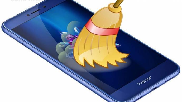 очистить память смартфона